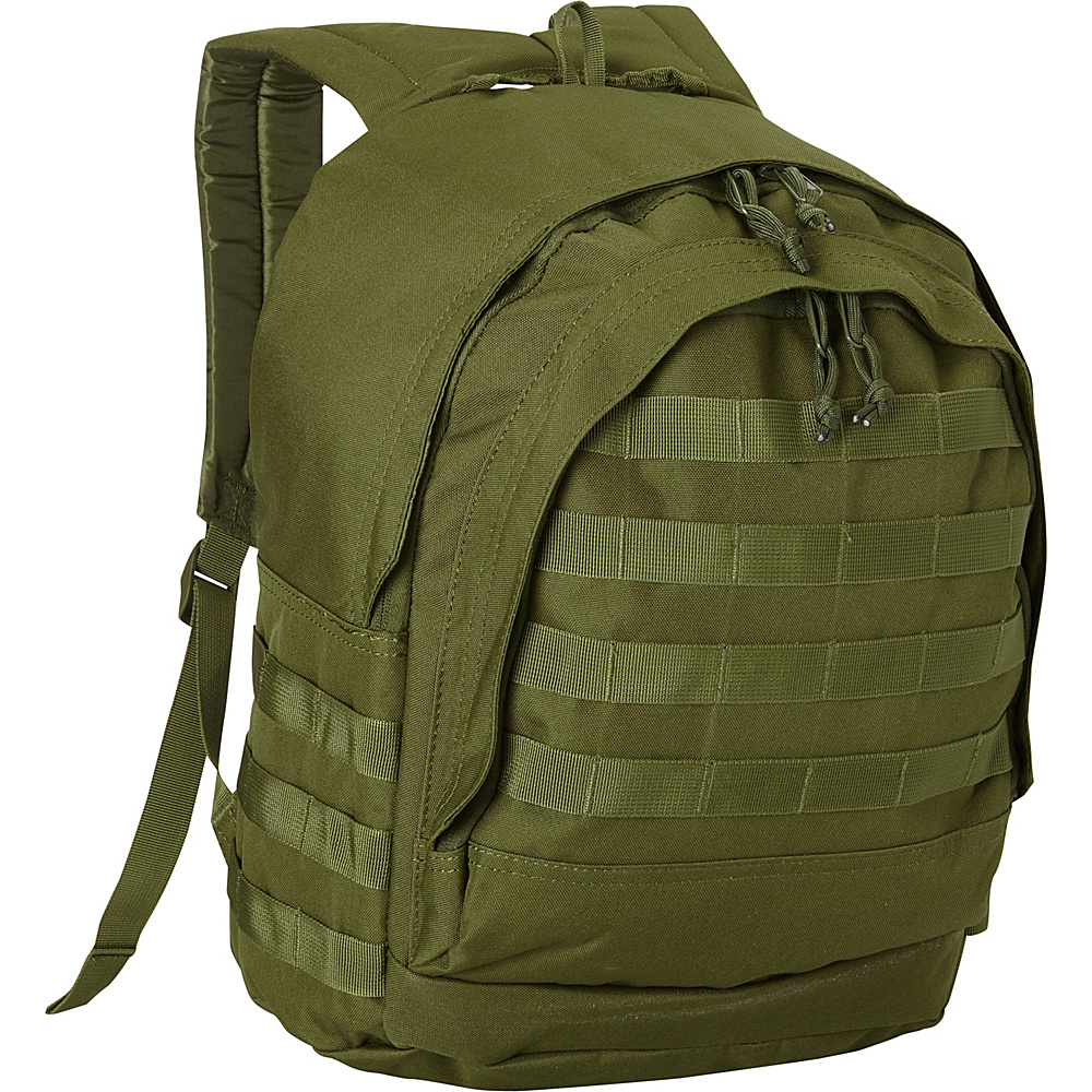 Fox Outdoor Level 1 Tac Pack Olive Drab Fox Outdoor Tactical