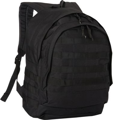 Fox Outdoor Level 1 Tac-Pack Black - Fox Outdoor Tactical