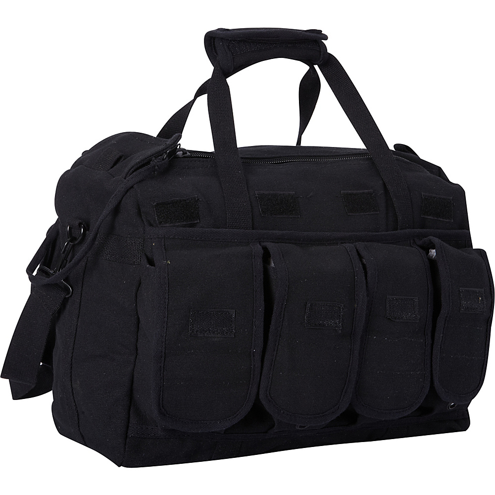 Fox Outdoor Mega Mag Shooter s Bag Black Fox Outdoor Outdoor Duffels
