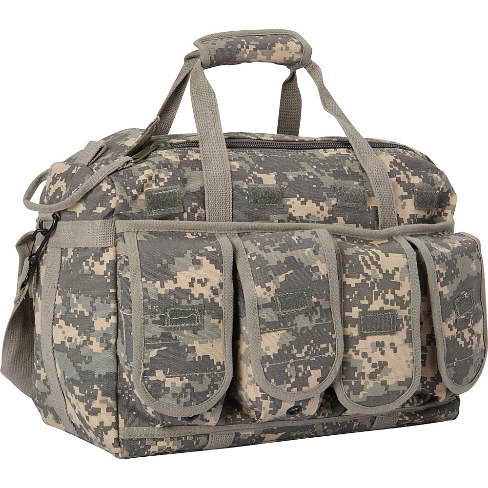 Fox Outdoor Mega Mag Shooter s Bag Terrain Digital Fox Outdoor Outdoor Duffels