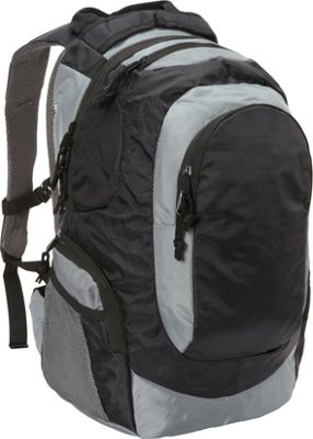 Fox Outdoor Jogger Fitness Pack Black - Fox Outdoor Everyday Backpacks