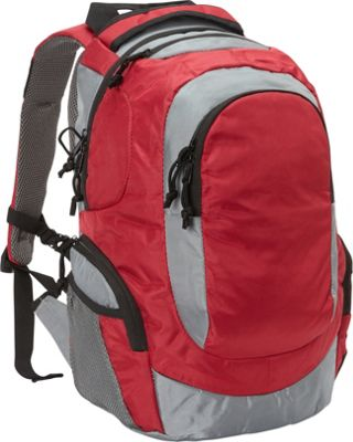 Fox Outdoor Jogger Fitness Pack Burgundy - Fox Outdoor Everyday Backpacks