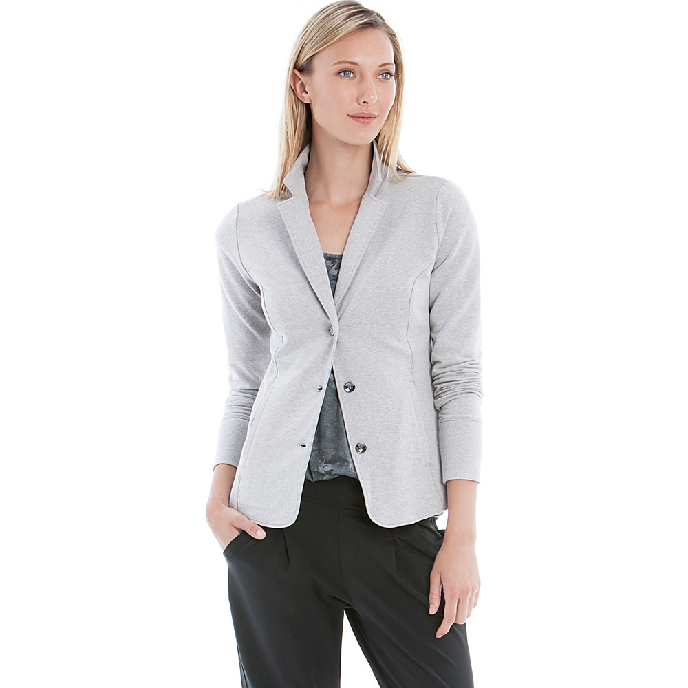 Lole Sara Cardigan S - Micro Chip Heather - Lole Womens Apparel - Apparel & Footwear, Women's Apparel