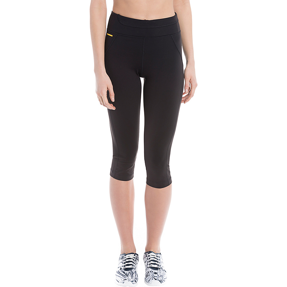 Lole Livy Capris XXS - Black - Lole Womens Apparel - Apparel & Footwear, Women's Apparel
