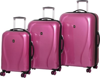 Pink Hardside Luggage and Suitcases - eBags.com