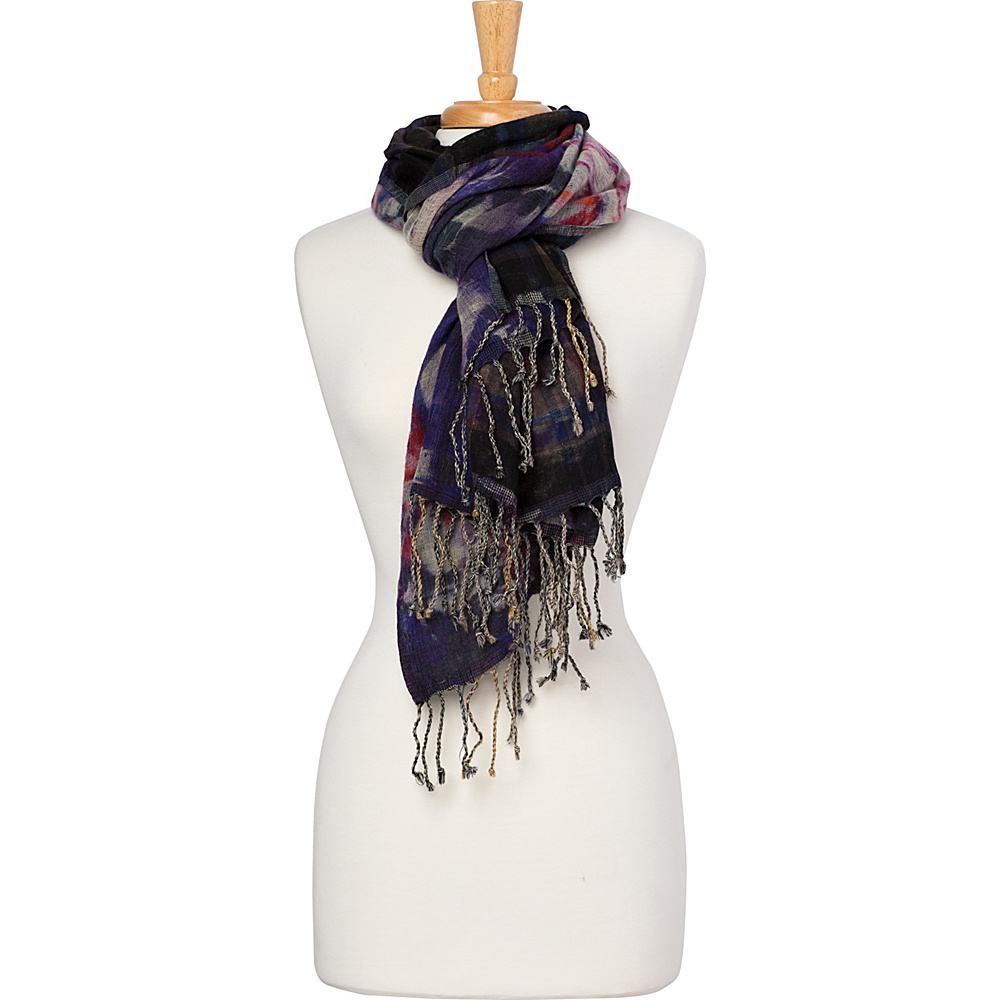 PrAna Cameo Scarf Indigo - PrAna Hats/Gloves/Scarves - Fashion Accessories, Hats/Gloves/Scarves