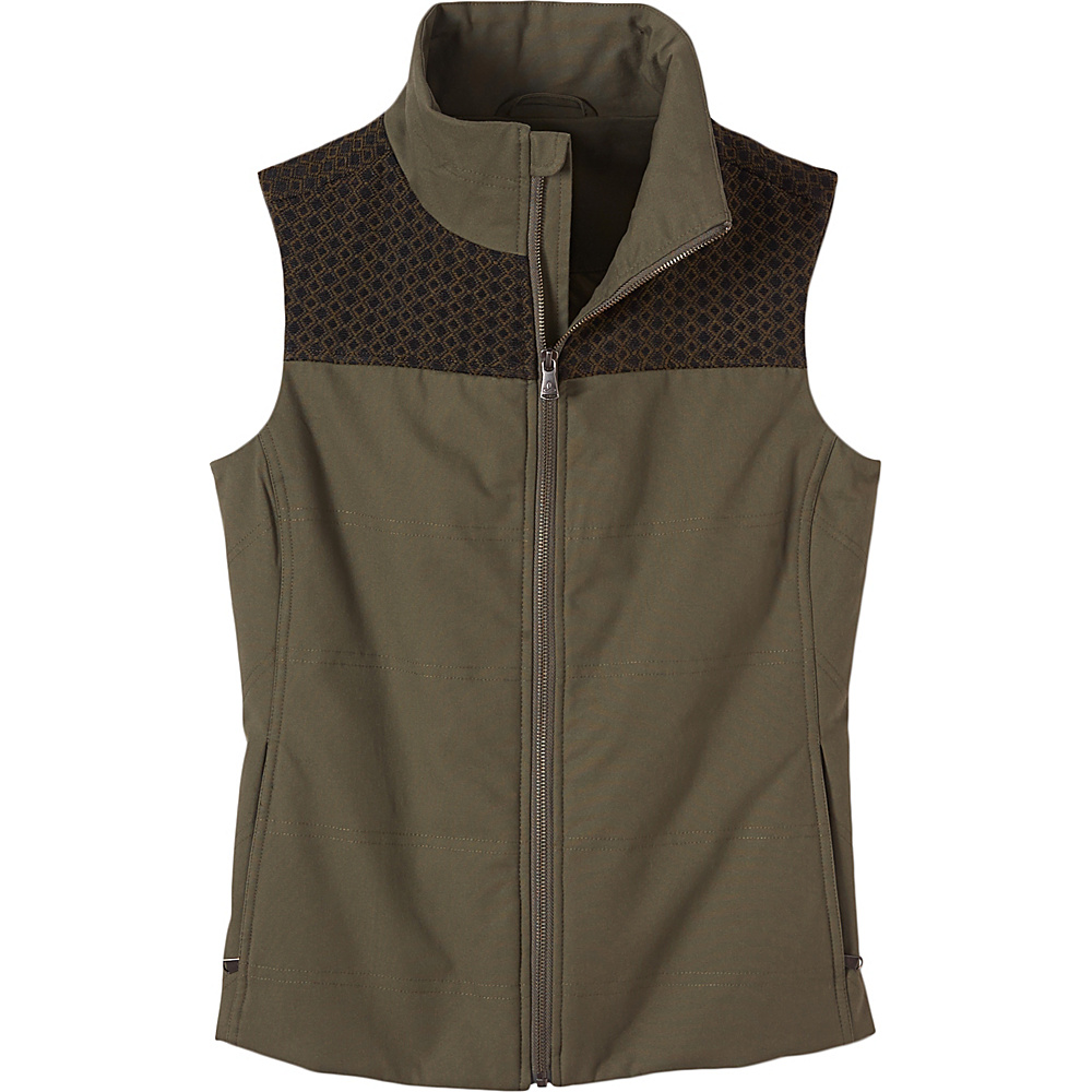PrAna Fada Vest XL - Cargo Green - PrAna Womens Apparel - Apparel & Footwear, Women's Apparel