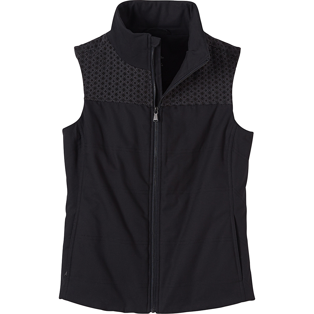 PrAna Fada Vest S - Black - PrAna Womens Apparel - Apparel & Footwear, Women's Apparel