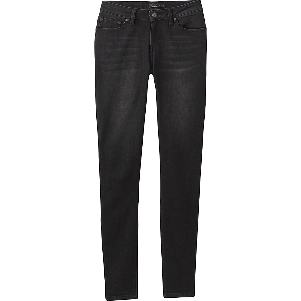 PrAna London Jean - Short Inseam 10 - Black - PrAna Womens Apparel - Apparel & Footwear, Women's Apparel