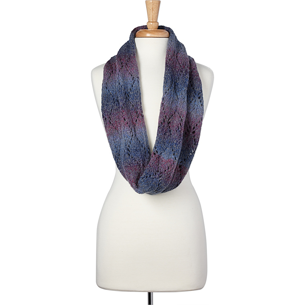 PrAna Tawnie Scarf Bluebell - PrAna Hats/Gloves/Scarves - Fashion Accessories, Hats/Gloves/Scarves