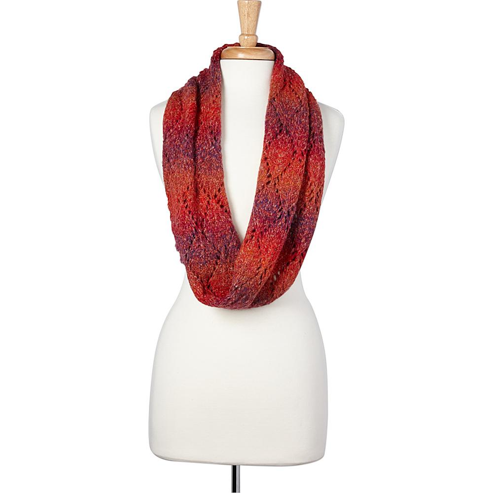 PrAna Tawnie Scarf Burgundy - PrAna Hats/Gloves/Scarves - Fashion Accessories, Hats/Gloves/Scarves