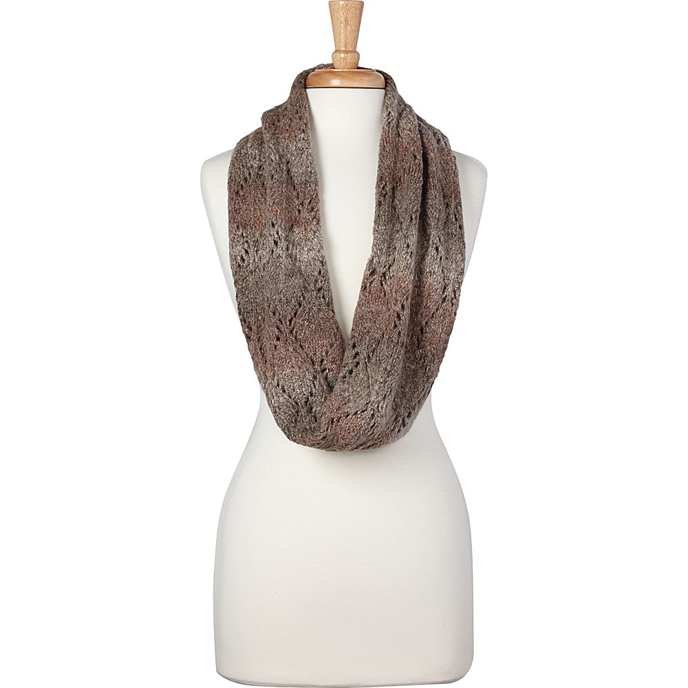 PrAna Tawnie Scarf Gravel - PrAna Hats/Gloves/Scarves - Fashion Accessories, Hats/Gloves/Scarves