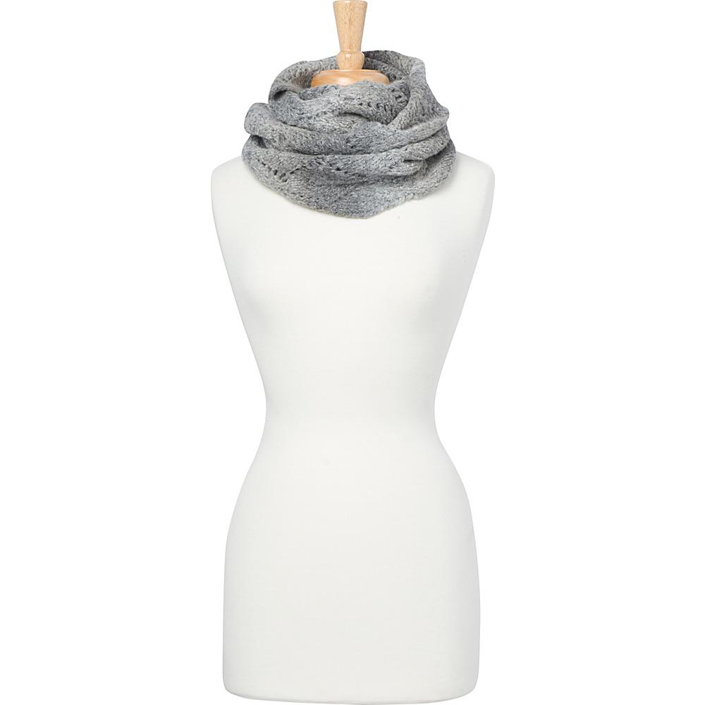 PrAna Tawnie Scarf Grey - PrAna Hats/Gloves/Scarves - Fashion Accessories, Hats/Gloves/Scarves