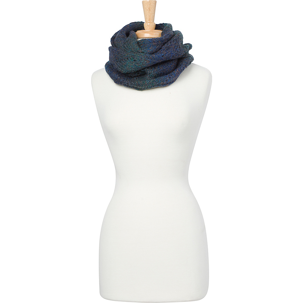 PrAna Tawnie Scarf Teal - PrAna Hats/Gloves/Scarves - Fashion Accessories, Hats/Gloves/Scarves