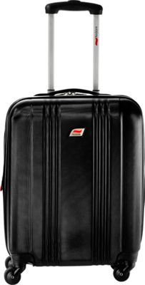 Andare Monte Carlo 20 inch 8 Wheel Spinner Upright Black - Andare Hardside Carry-On