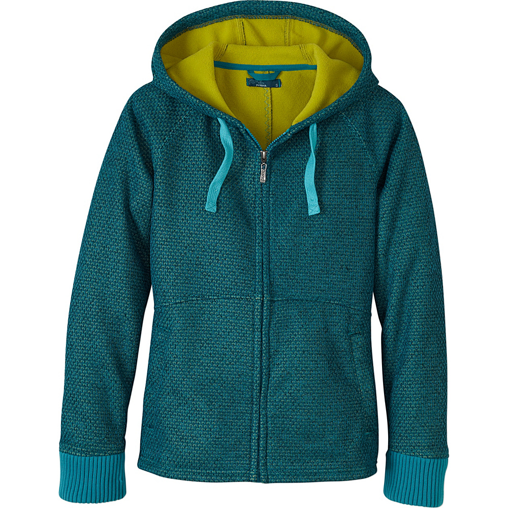 PrAna Akita Jacket L - Harbor Blue - PrAna Womens Apparel - Apparel & Footwear, Women's Apparel
