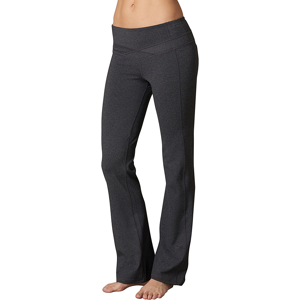 PrAna Britta Pant Tall Inseam M - Charcoal Heather - PrAna Womens Apparel - Apparel & Footwear, Women's Apparel
