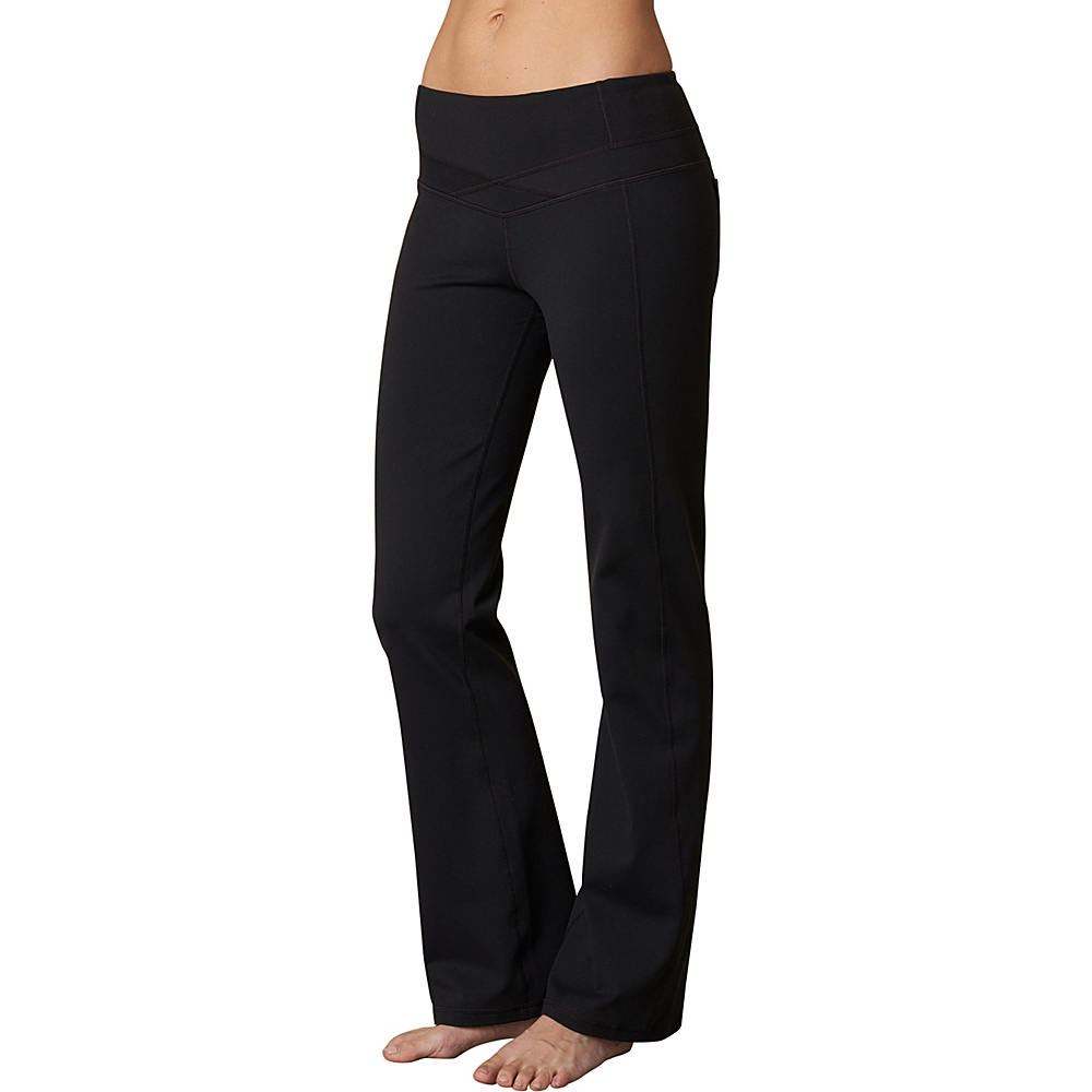 PrAna Britta Pant Tall Inseam XS - Black - PrAna Womens Apparel - Apparel & Footwear, Women's Apparel