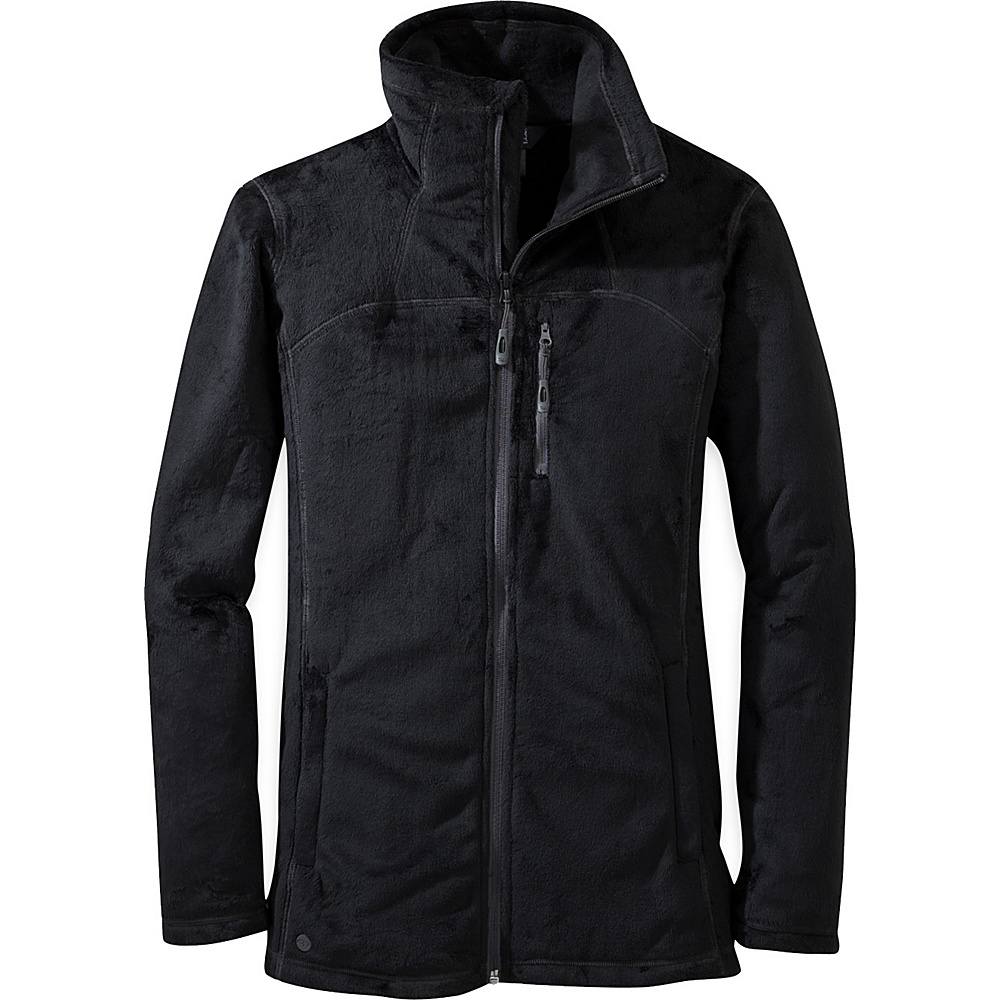 Outdoor Research Womens Casia Jacket L - Black - Outdoor Research Womens Apparel - Apparel & Footwear, Women's Apparel