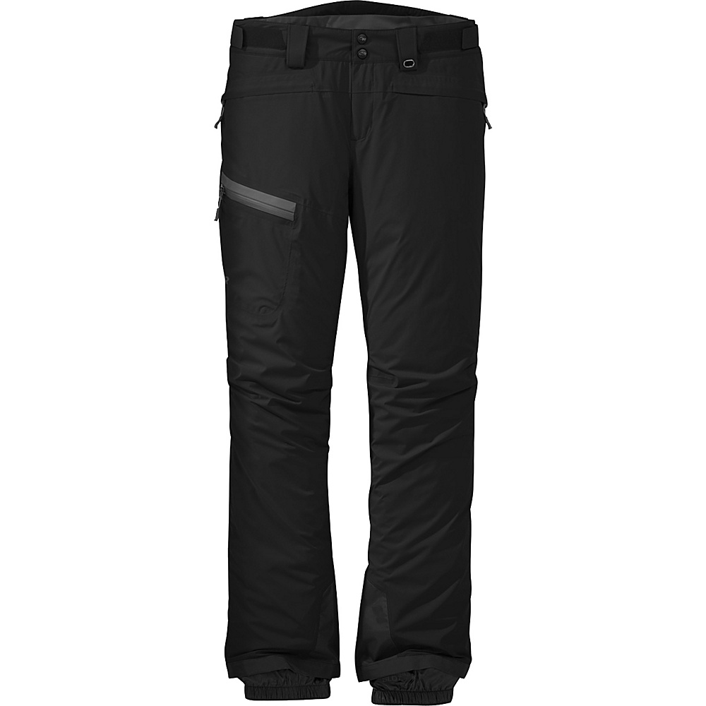 Outdoor Research Womens Offchute Pants S - Black - Outdoor Research Womens Apparel - Apparel & Footwear, Women's Apparel