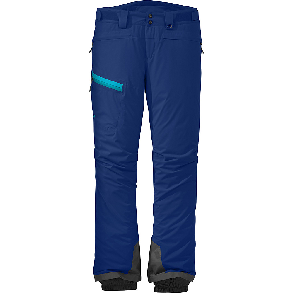 Outdoor Research Womens Offchute Pants S - Baltic - Outdoor Research Womens Apparel - Apparel & Footwear, Women's Apparel