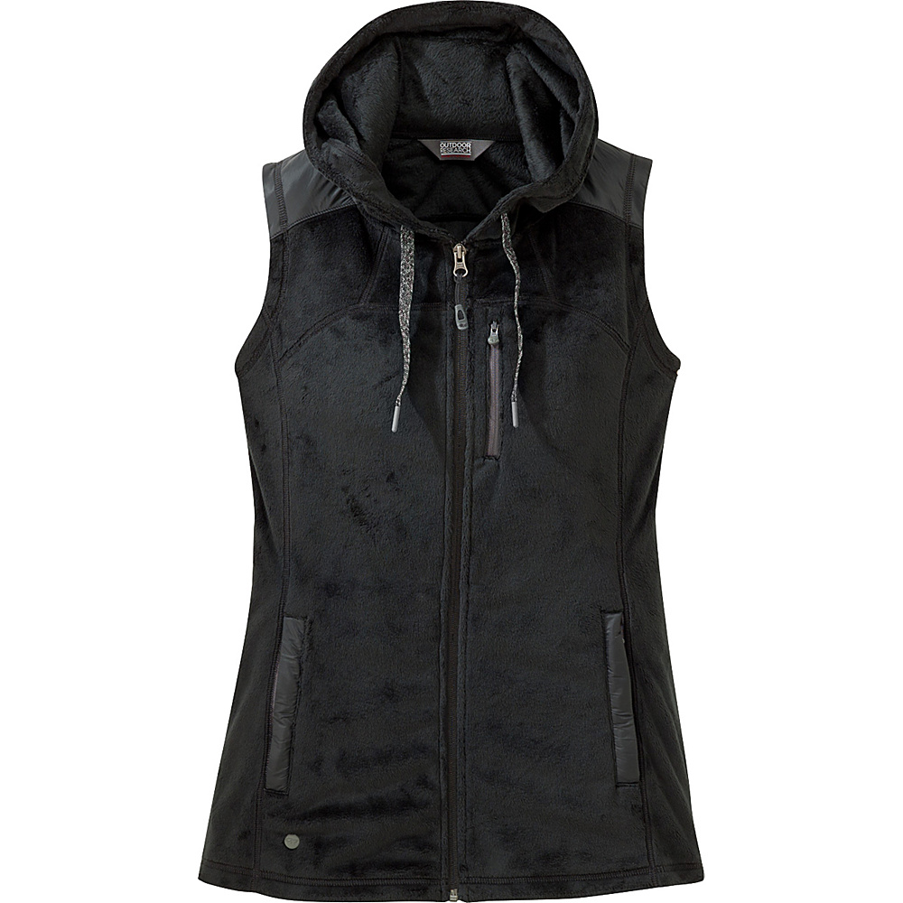 Outdoor Research Womens Casia Vest XL - Black - Outdoor Research Womens Apparel - Apparel & Footwear, Women's Apparel