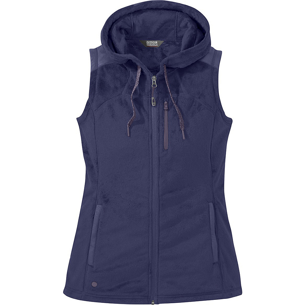 Outdoor Research Womens Casia Vest XS - Blue Violet - Outdoor Research Womens Apparel - Apparel & Footwear, Women's Apparel