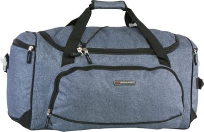 Pacific Coast Highland Women's Medium 22 inch Travel Duffel Bag Static Blue - Pacific Coast Travel Duffels