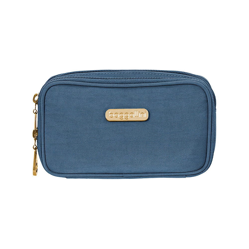 baggallini Vienna Case - Retired Colors Slate Blue - baggallini Womens SLG Other - Women's SLG, Women's SLG Other