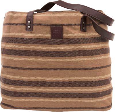 Bella Taylor Wide Tote Elisha Brown - Bella Taylor Fabric Handbags