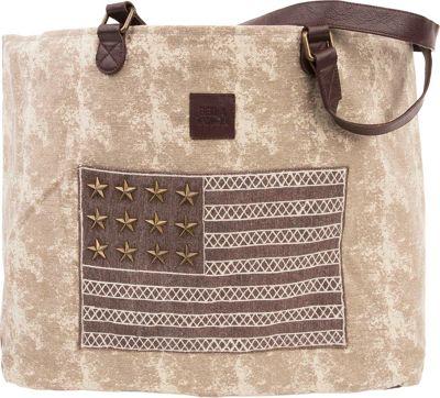 Bella Taylor Wide Tote Ellis Tan - Bella Taylor Fabric Handbags