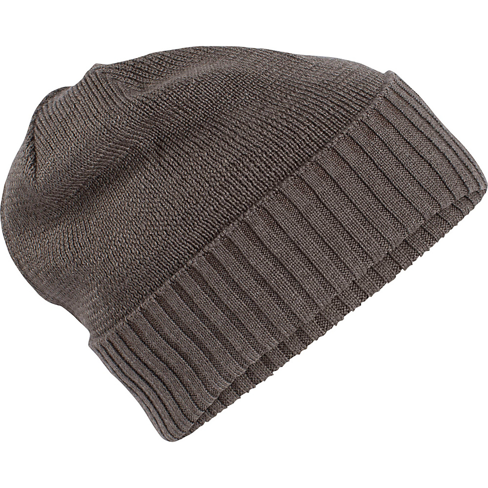 Icebreaker Adult Scout Beanie One Size - Trail Heather - Icebreaker Hats - Fashion Accessories, Hats