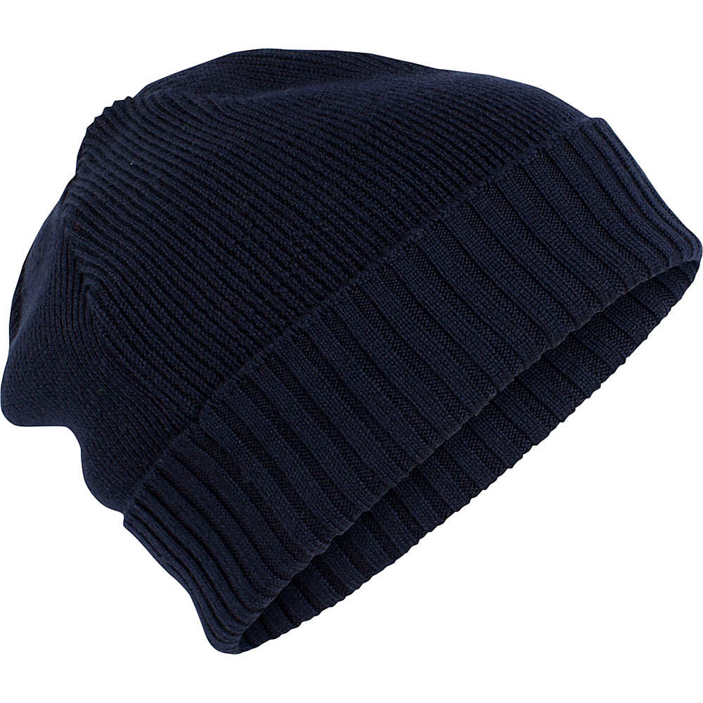 Icebreaker Adult Scout Beanie One Size - Midnight Navy - Icebreaker Hats - Fashion Accessories, Hats