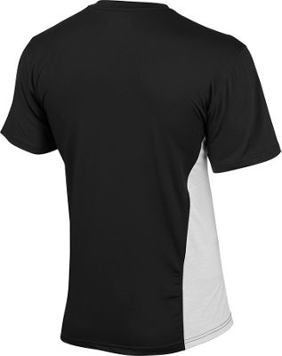 Arctic Cool Mens Instant Cooling Shirt with Mesh XL - Cool Black - Arctic Cool Men's Apparel