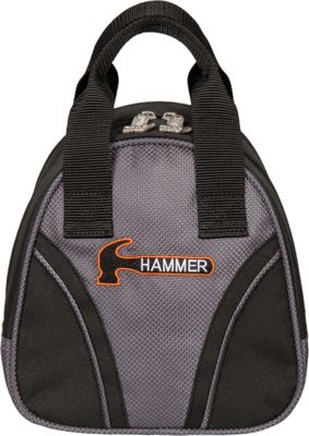 Hammer Premium Plus One Bowling Bag Carbon - Hammer Bowling Bags