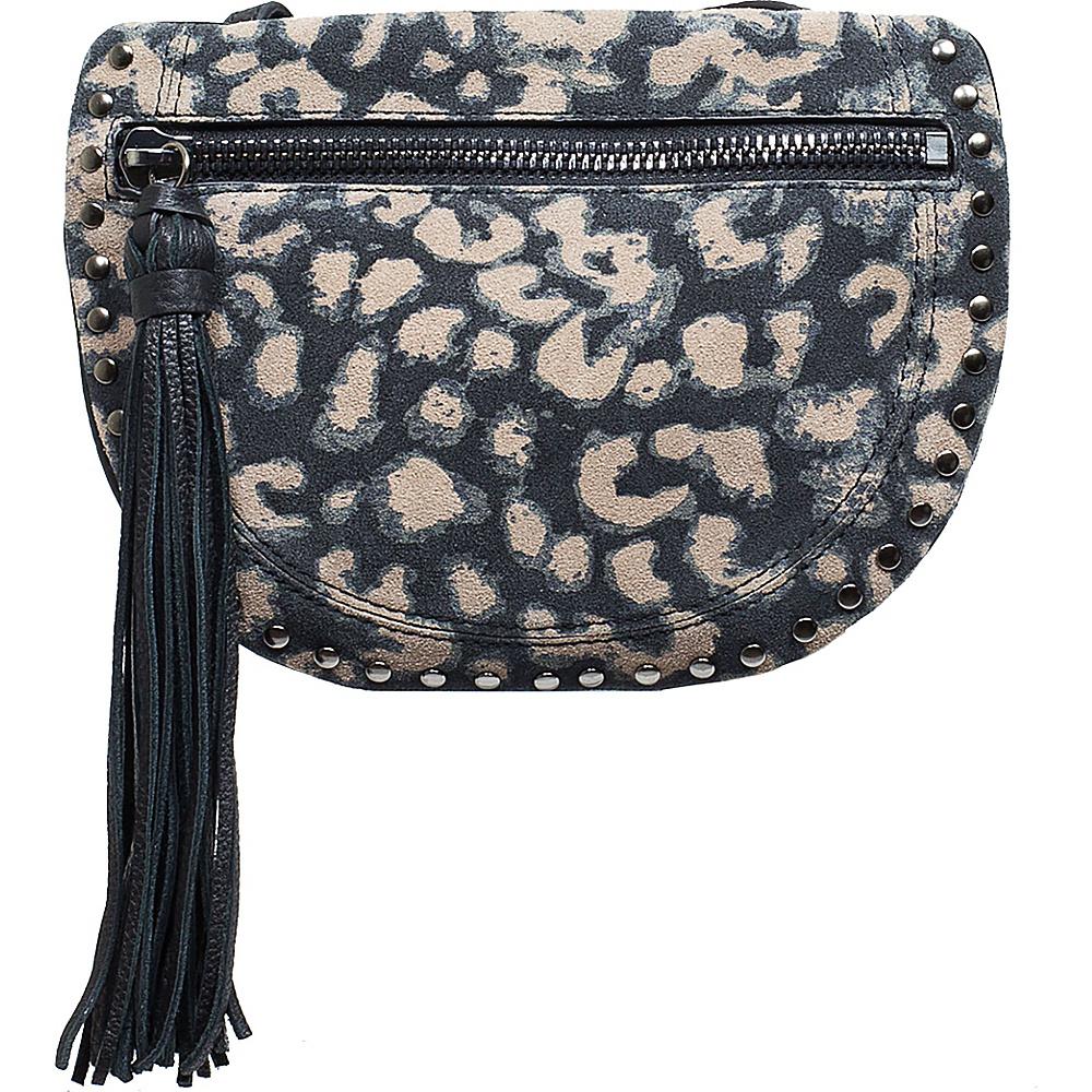Sanctuary Handbags Half Moon Crossbody Mod Leopard Black Sanctuary Handbags Designer Handbags