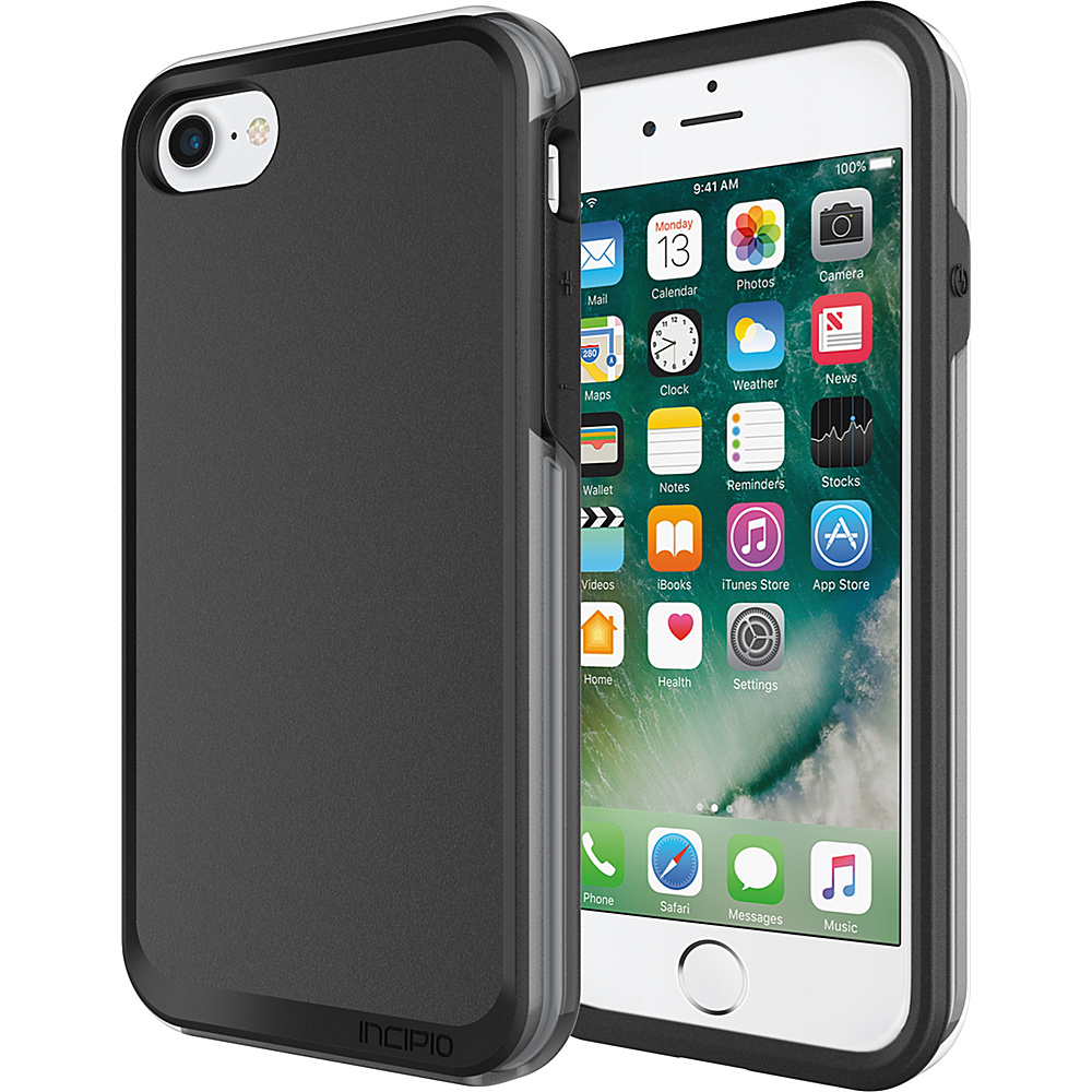 Incipio Performance Series Ultra (no holster) for iPhone 7 Black/Gray(BKG) - Incipio Electronic Cases - Technology, Electronic Cases