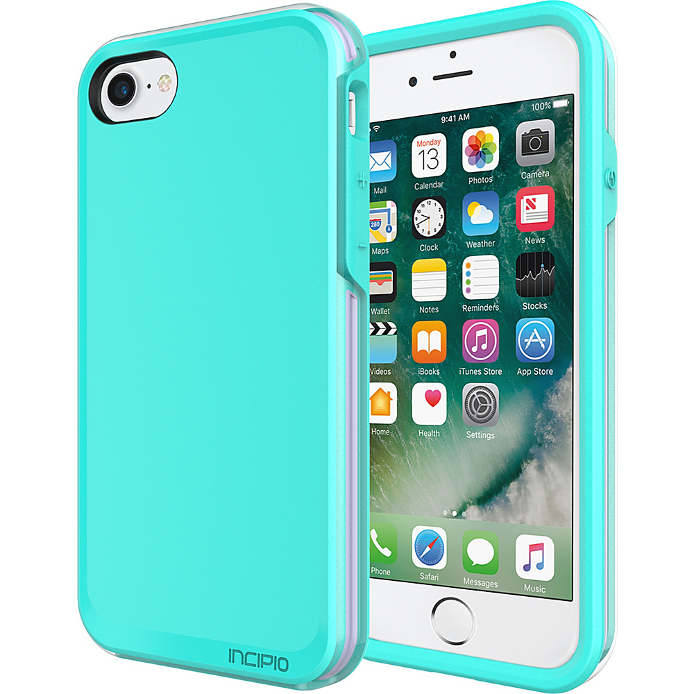 Incipio Performance Series Ultra (no holster) for iPhone 7 Turquoise/Dusty Grape(TDG) - Incipio Electronic Cases - Technology, Electronic Cases