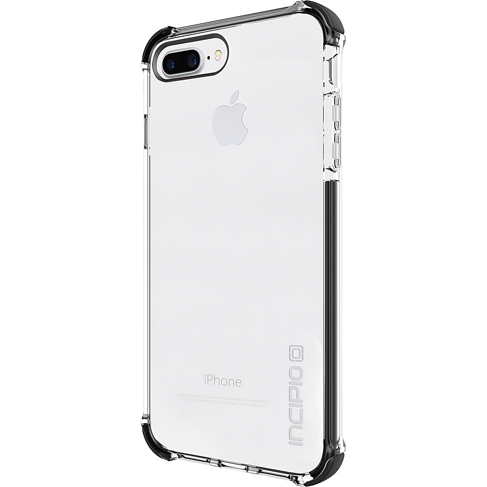 Incipio Reprieve [SPORT] for iPhone 7 Plus Clear/Black(CBK) - Incipio Electronic Cases - Technology, Electronic Cases