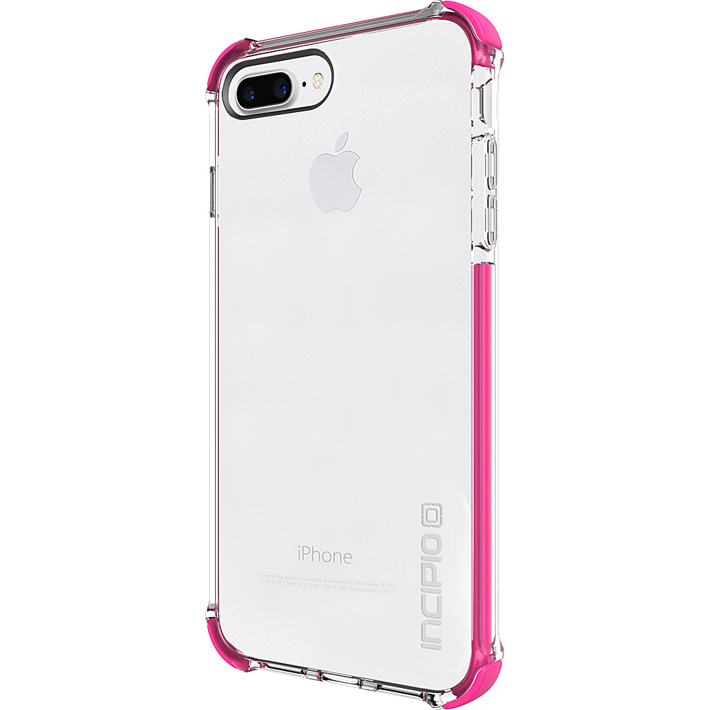 Incipio Reprieve [SPORT] for iPhone 7 Plus Clear/Pink - Incipio Electronic Cases - Technology, Electronic Cases