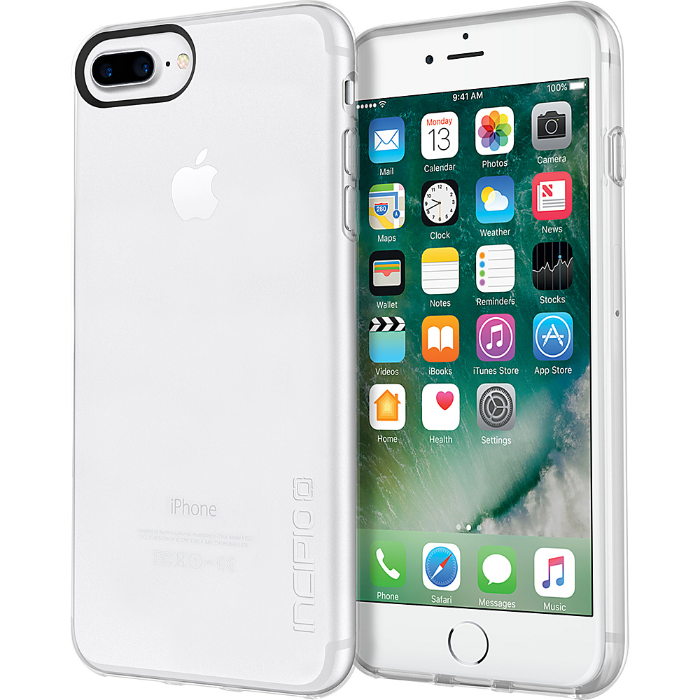 Incipio NGP Pure for iPhone 7 Plus Clear - Incipio Electronic Cases - Technology, Electronic Cases