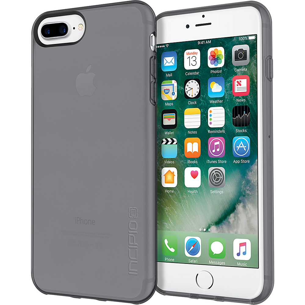 Incipio NGP Pure for iPhone 7 Plus Gray/Gray - Incipio Electronic Cases - Technology, Electronic Cases