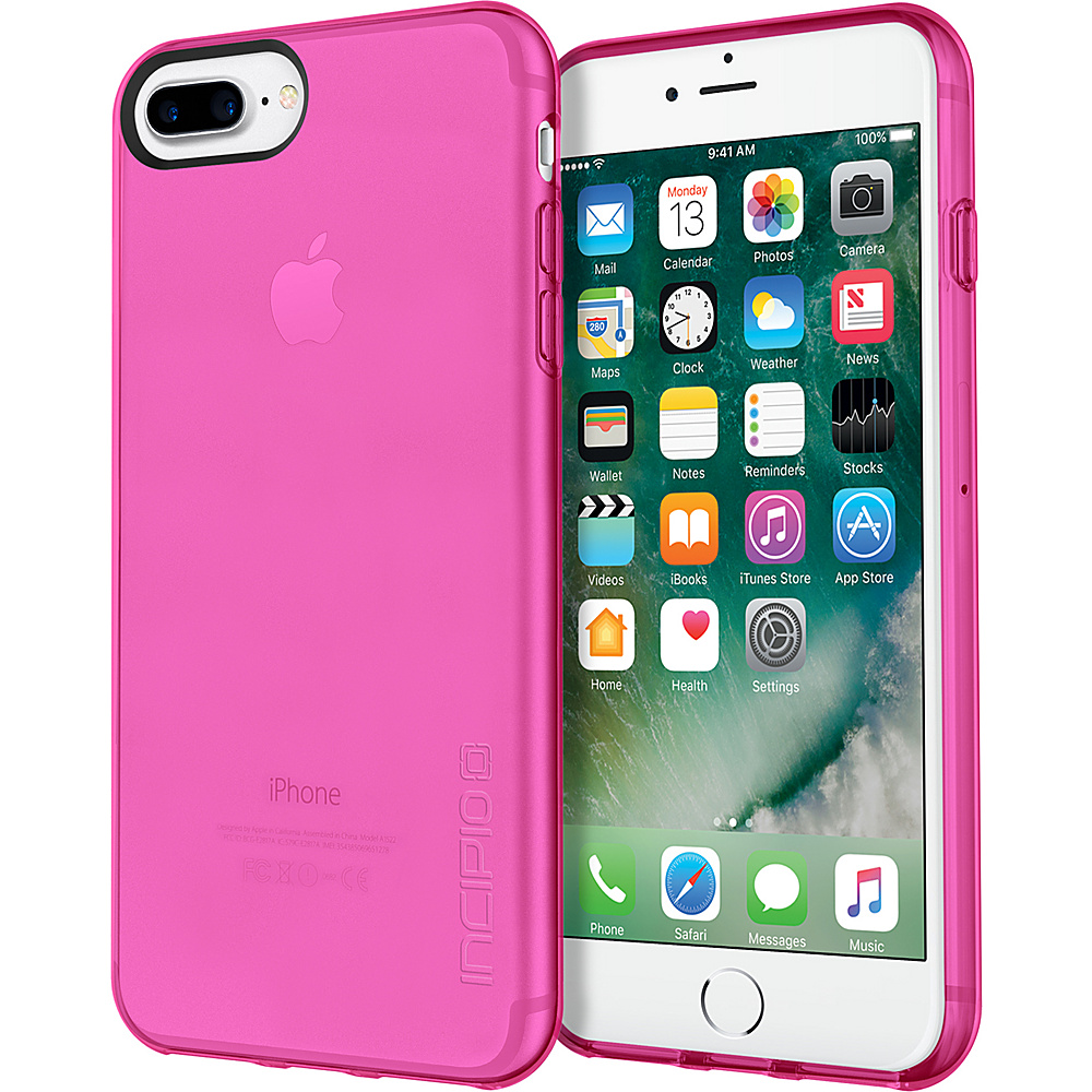 Incipio NGP Pure for iPhone 7 Plus Hot Pink(HPK) - Incipio Electronic Cases - Technology, Electronic Cases