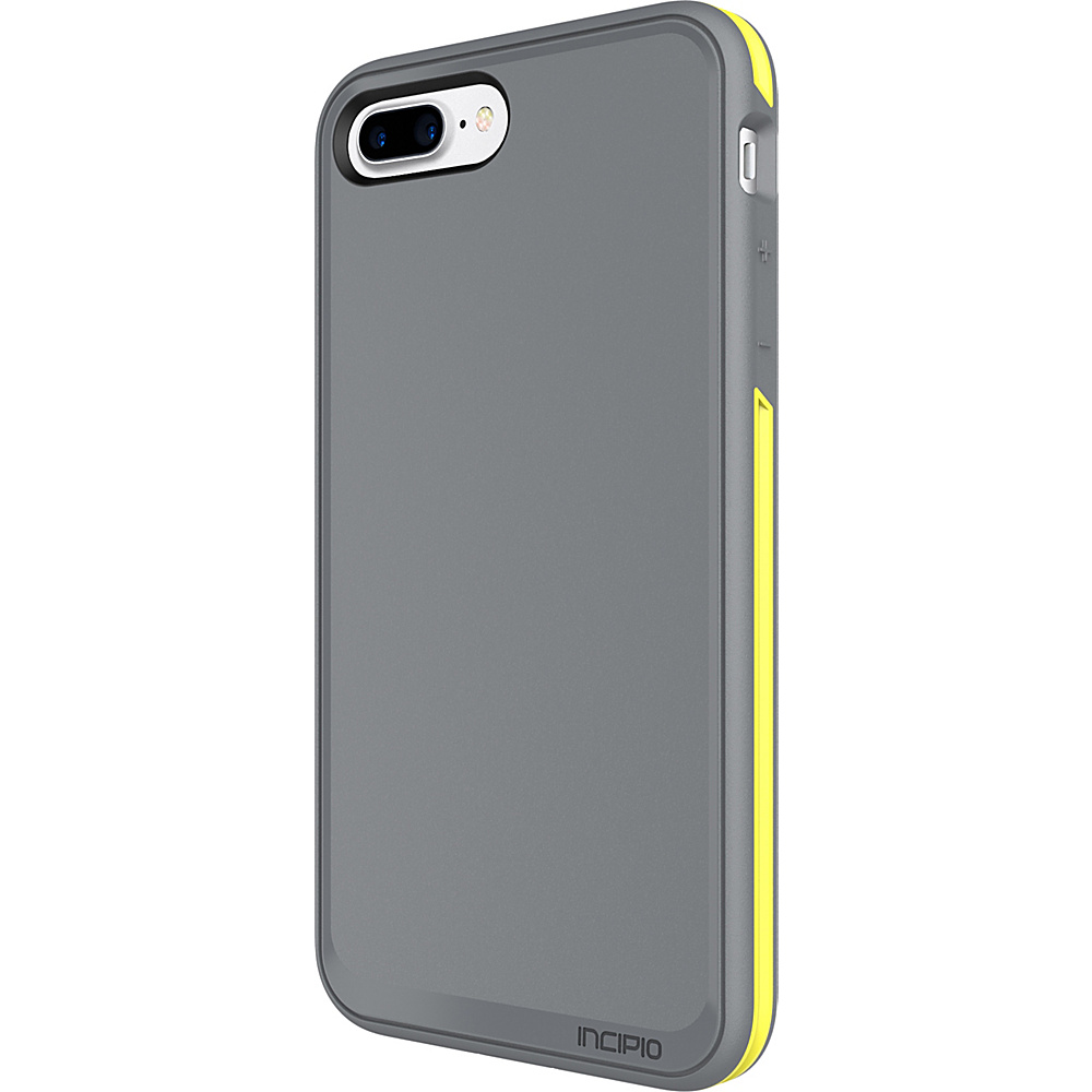 Incipio Performance Series Max for iPhone 7 Plus Charcoal Gray/Yellow(CGY) - Incipio Electronic Cases - Technology, Electronic Cases