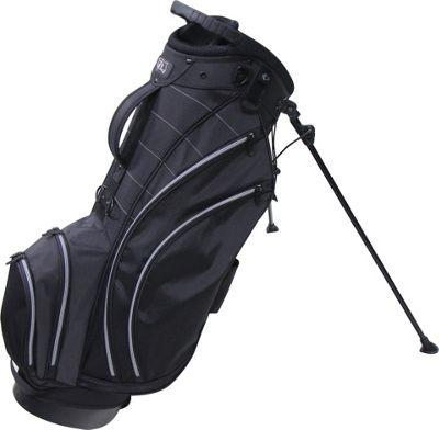 RJ Golf Lightweight Stand Bag Black - RJ Golf Golf Bags