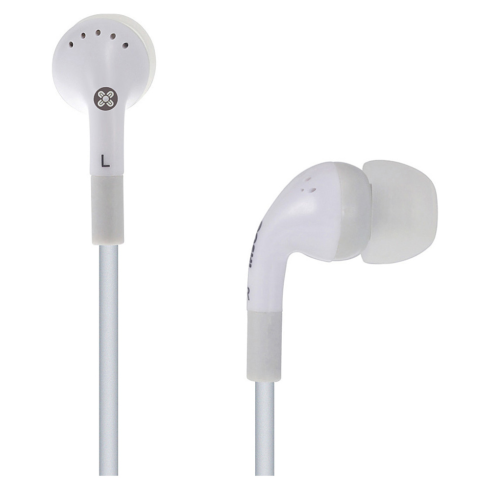 Moki Noise Isolation Headphones White Moki Headphones Speakers