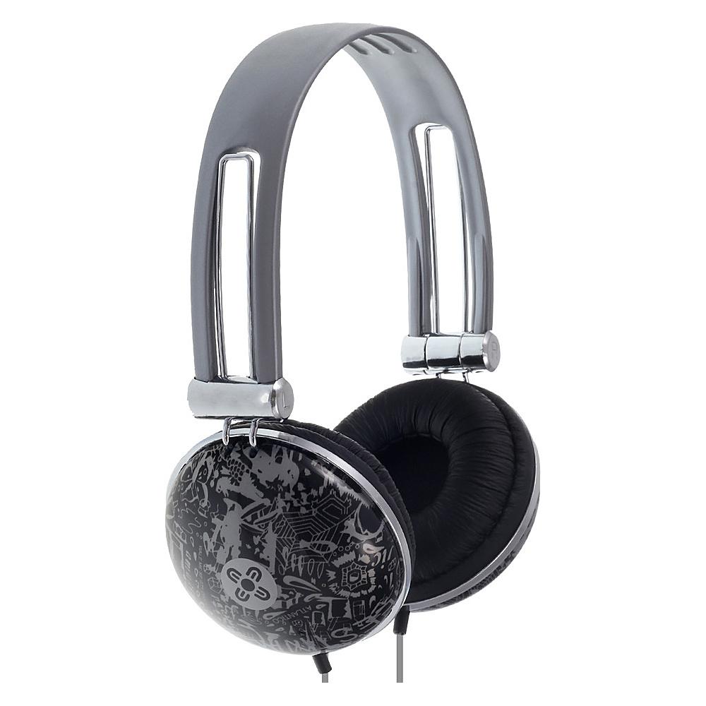 Moki Dome Headphones Silver Moki Headphones Speakers