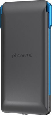 PhoneSuit Journey Travel Charger Max 10,000 Black - PhoneSuit Portable Batteries & Chargers