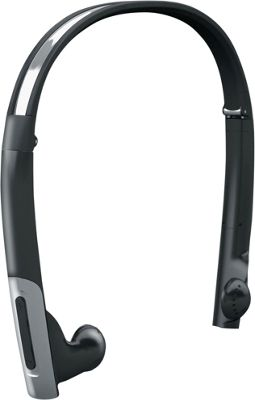 Azeca Compact Bluetooth Headphones with Case Black - Azeca Headphones & Speakers