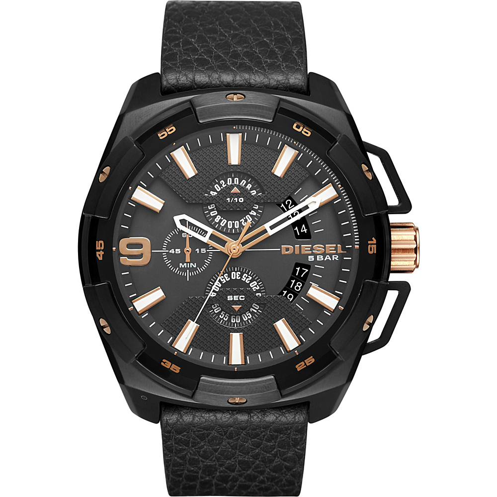 Diesel Watches Heavy Weight Watch Black Diesel Watches Watches